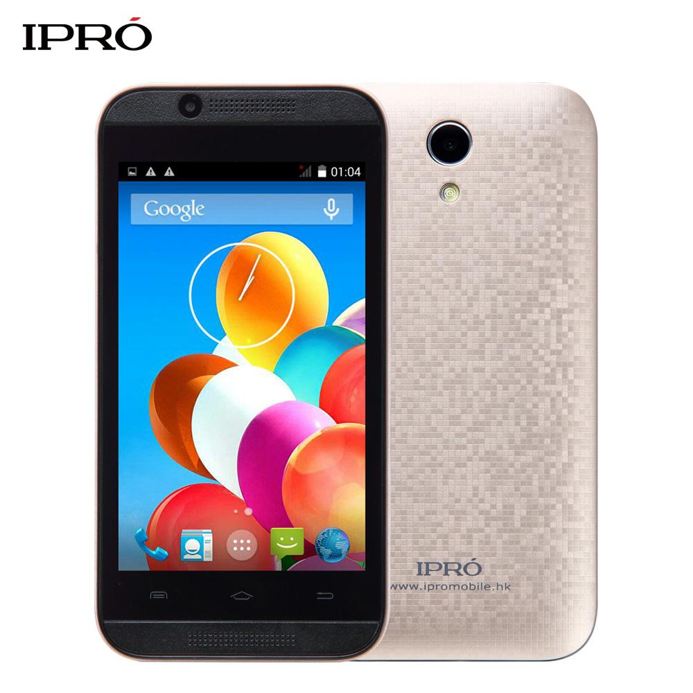 Original IPRO Wave 4.0 RAM 512MB ROM 4GB Unlocked Smartphone 4.0 Inch 1250mAh Cellphone Dual SIM Mobile Phones Kids Elders(China (Mainland))