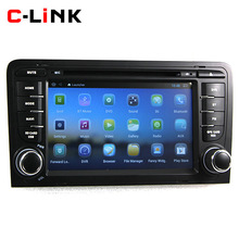 Dual Core 1024*600 Screen Android 4.4 Car PC For Audi A3 S3 With BT WIFI 3G TV GPS RDS OBD2 MP3 MP4 Music Video Radio Player(China (Mainland))