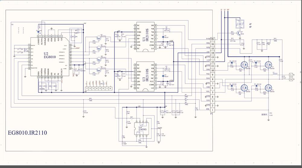 2000w pure sine wave inverter power board post sine wave amplifier board kits