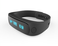 2015 Smart Bluetooth Bracelets E02 Health Sport Bracelet Bluetooth 4.0 Compitiable Android 4.3 And IOS 7.0