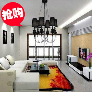 hot sell wholesale Pendant light living room lamps fashion brief modern bar counter free shipping(China (Mainland))