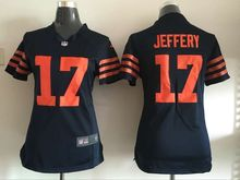2016 Women Chicago Bears 34 Walter Payton Kyle Orange Navy #89 Mike Ditka,#17 Alshon Jeffery,22 Matt Forte(China (Mainland))