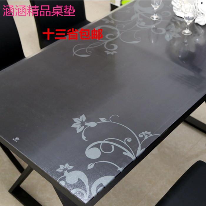 Online kopen wholesale custom glas eettafel uit china custom glas eettafel groothandel - Transparante plastic tafel ...