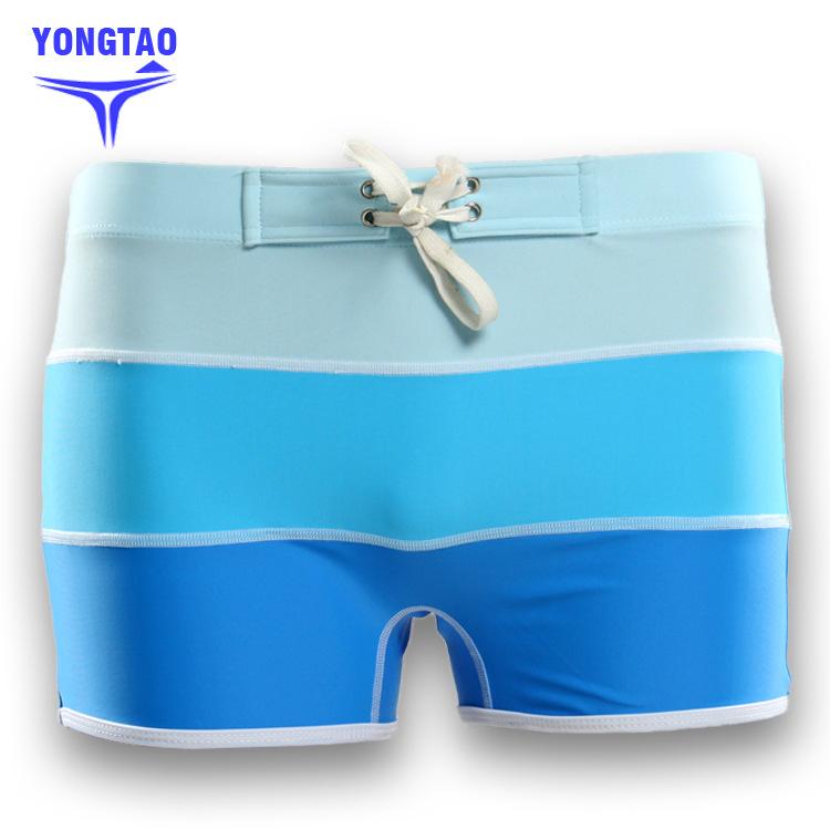 Нижнее белье купальный костюм стволы пэчворк спортивные удобные для серфинга бассейн мужские китай купальник плавание Underpant пляжная