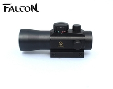 Buy Airsoft Guns Riflescope 3X Magnification Tactical 3X40 Holographic Red Green Dot Sight Scope Fit Picatinny Rail Mount 11&20mm for $33.70 in AliExpress store