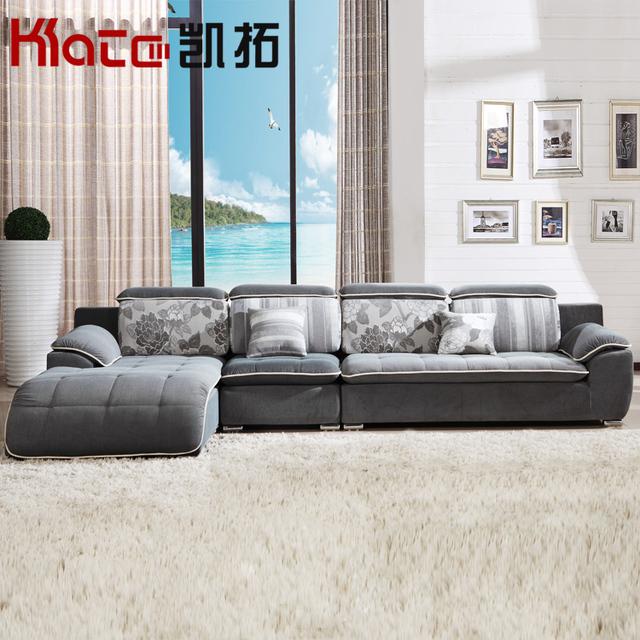 Kaituo combination of minimalist furniture brand sofa corner sofa sofa living room sofa Specials