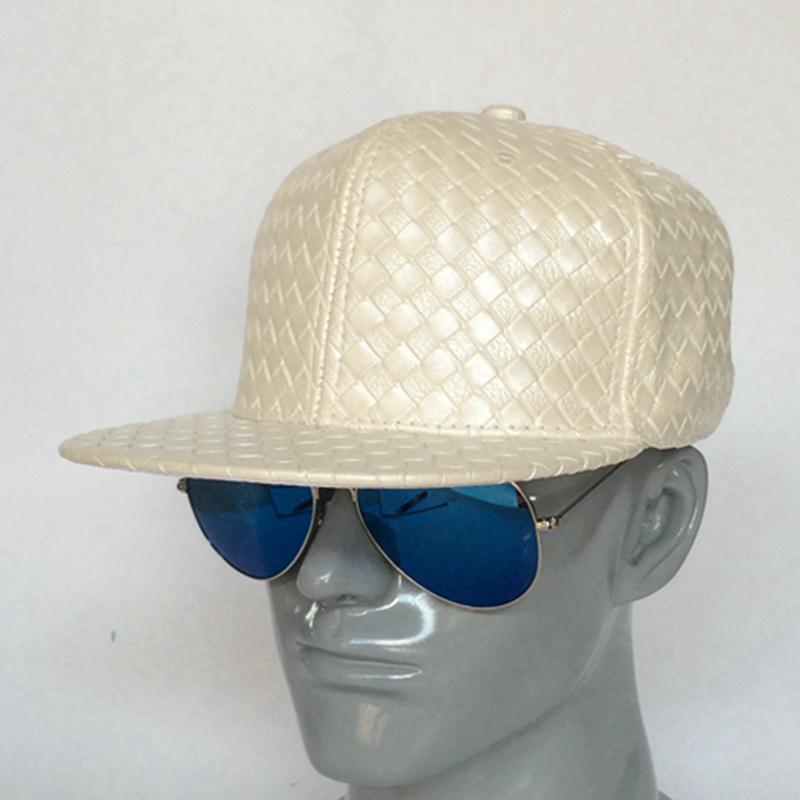 2016 New Design Outdoor Sport Baseball Cap Summer Casual Sun Hat Men Women Hip Hop Baseball Caps Weave Pattern Snapback AA373(China (Mainland))