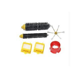 1 set Hair Brush kit +2 Filter +clean tool Mini Kit for iRobot Roomba 700 Series 760 770 780 790 Vacuum Cleaner Accessories(China (Mainland))
