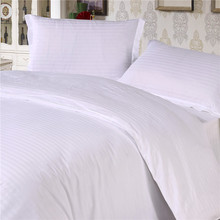 OCE LUXURY HOME TEXTILE 100% cotton duvet cover set in White,Contains duvet cover and pillow case(China (Mainland))