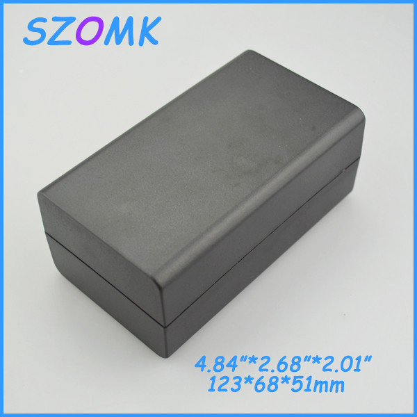 10 pieces a lot,electric box plastic 123*68*51mm 4.84*2.68*2inch plastic electronics enclosures<br><br>Aliexpress