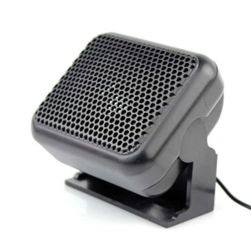 8W CB Radios Mini External Speaker NSP-100 For Kenwood Motorola ICOM Yaesu Black telsiz ham radio transceiver retevis Speaker(China (Mainland))