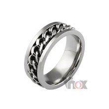 Fashion Stainless Steel Men's Ring Free shipping