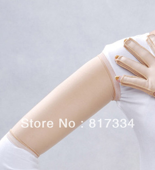 Slimming arm Women's Fat Buster Calorie Off Massage Control Shaper Medical shaping Plastic use High Quality chin arm belt 1 pair