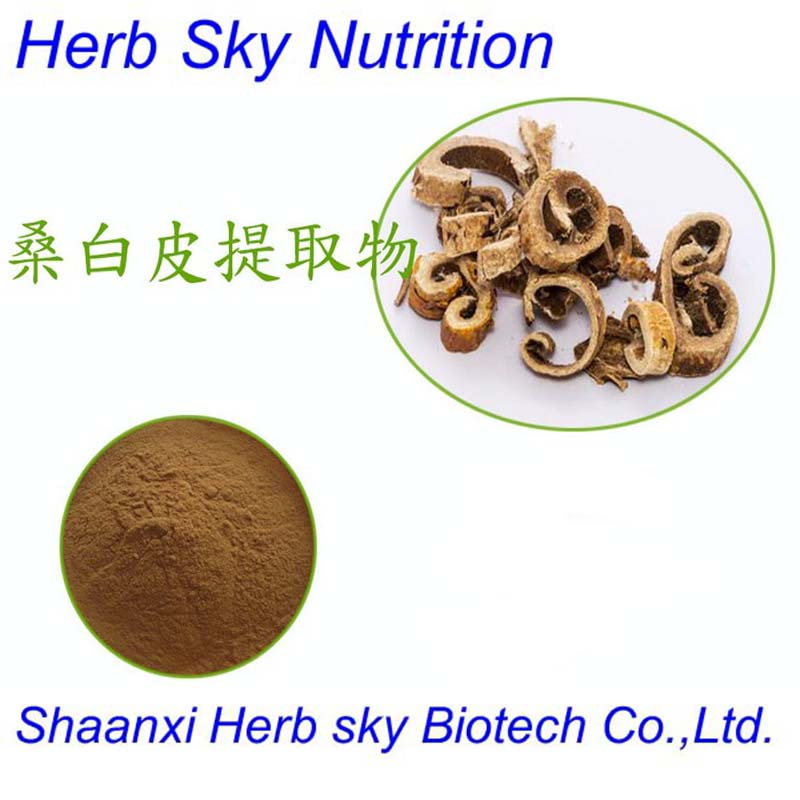 100% Pure Natural White Mulberry Root-Bark Extract
