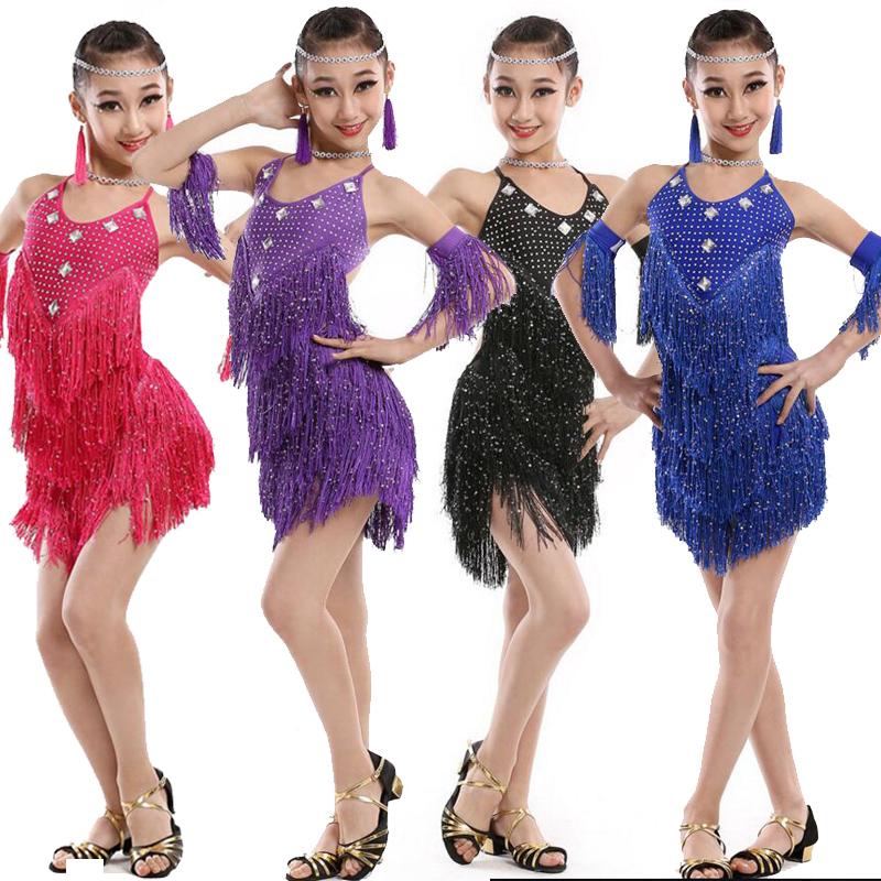 Танцевальный конкурс для девочек
