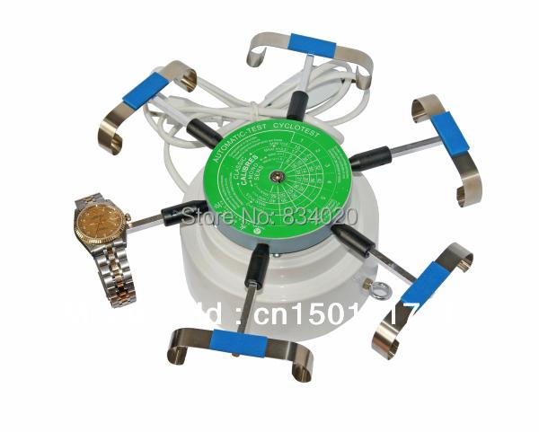 Instrument And Machine Testers : V watch winder machine box automatic test