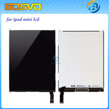 Original new replacement for ipad mini lcd display screen digitizer glass high quality one piece free shipping FREE tools