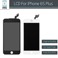 10pcs lot Original LCD for iPhone 6S Plus LCD display touch screen digitizer glass bezel assembly