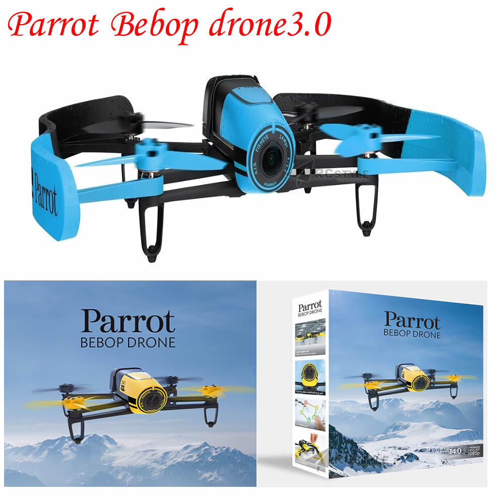 Exclusive Spot Sales Parrot Bebop drone3.0 Yellow/Red/Blue to Choose 2014 Newest Drop Shipping<br><br>Aliexpress