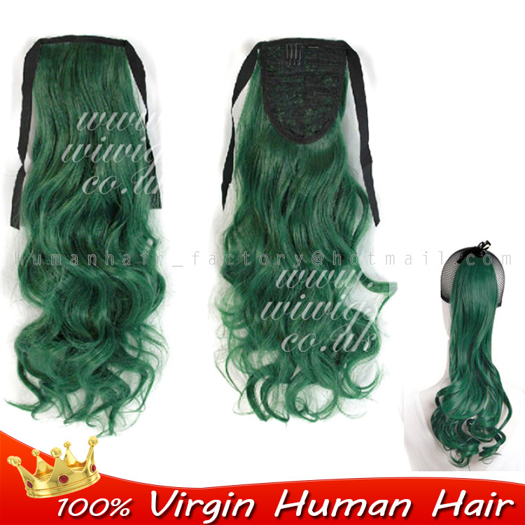 Clip in Black 613 curly Brazilian V-irgin H-uman hair Drawstring ponytails hair hairstyles Ponytail Hair Extension Custom colors<br><br>Aliexpress