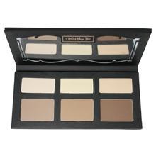 1pcs Makeup Kat Shade & Light Contour Palette , 6 colors Matt Von D eye shadow palette eyeshadow 100% real Photo(China (Mainland))