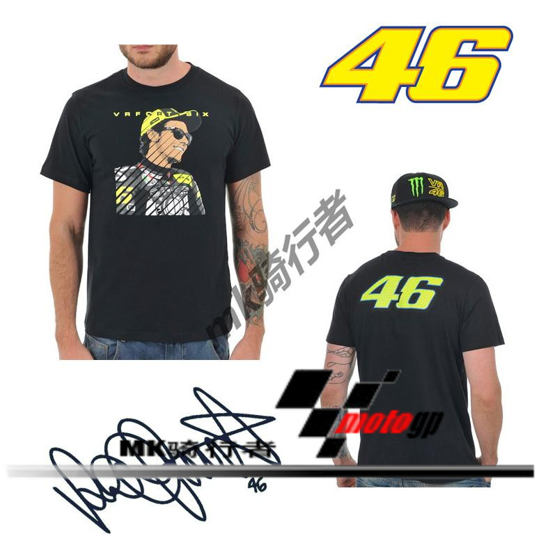 In 2014 MOTO GP 46 driver Rossi motorcycle motorcycle jacket T-shirt leisure suit<br><br>Aliexpress