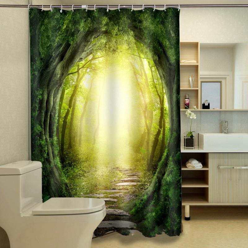 Ventilator Badkamer Stil ~ Online kopen Wholesale jungle gordijnen uit China jungle gordijnen