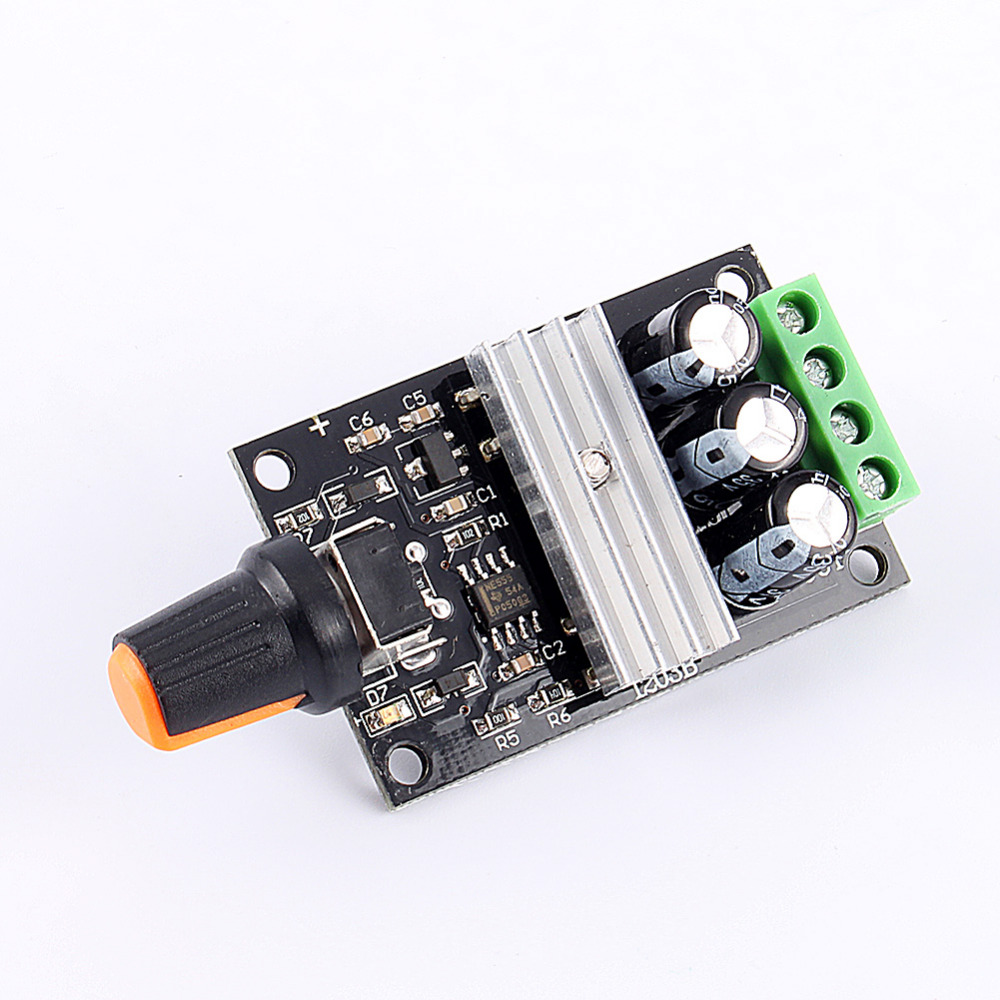 Online buy wholesale 24v dc motor speed controller from for Speed control electric motor