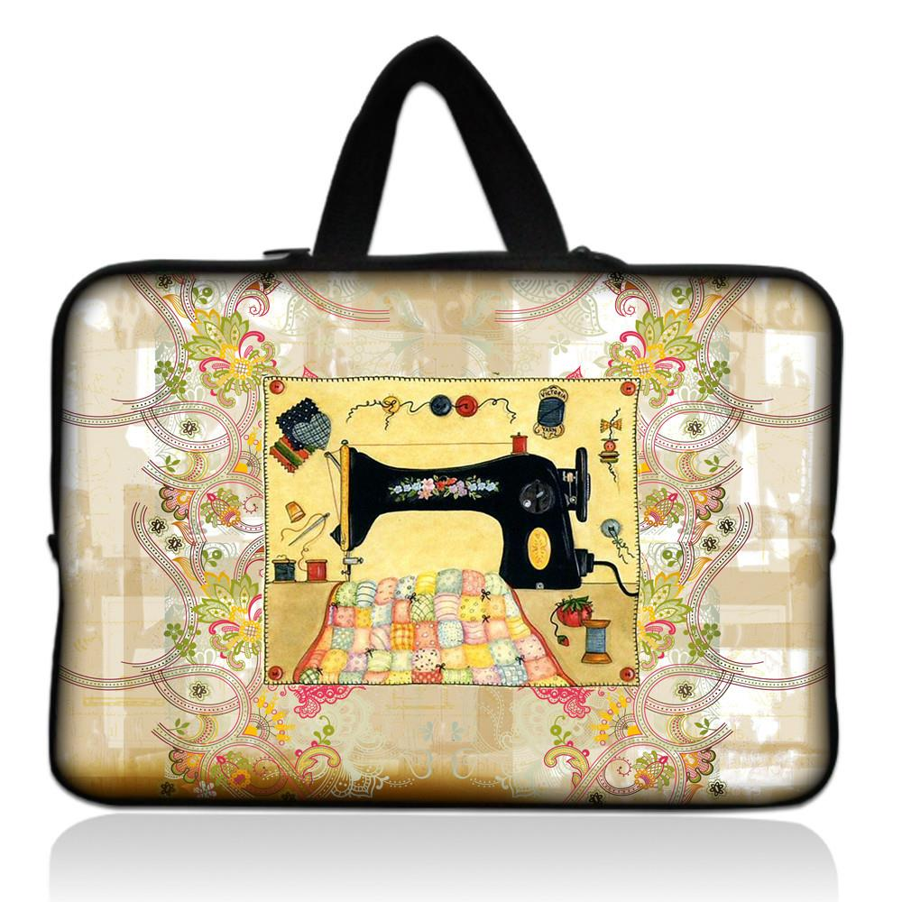 Squishy Laptop Cases : Sewing Machine 14