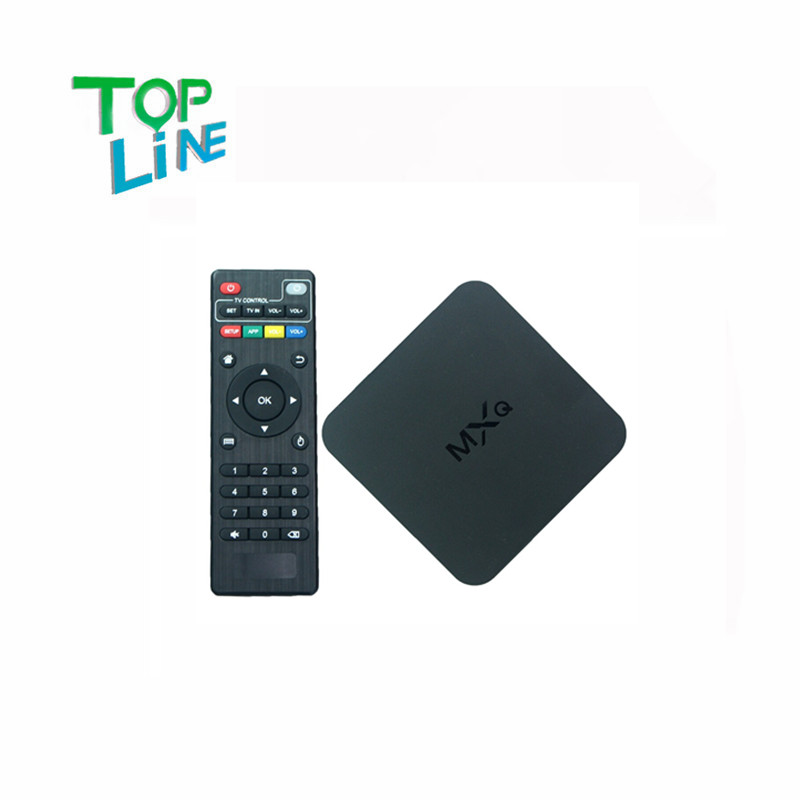 New MXQ TV BOX Amlogic S805 Quad Core IPTV Android 4.4 TV box Kitkat 4K 1GB/8GB KODI/XBMC Load WIFI Airplay same as MXV 39(China (Mainland))