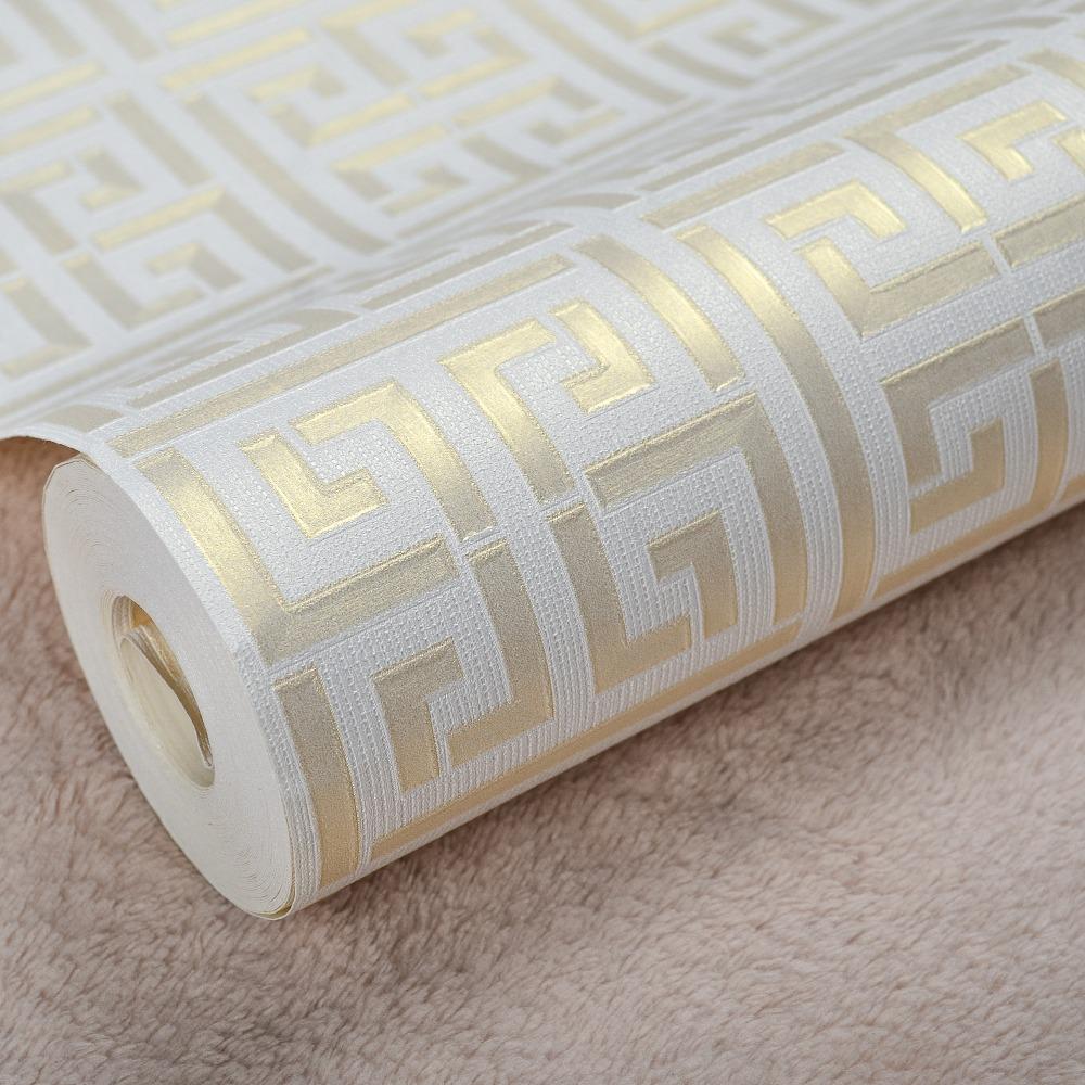 achetez en gros papier peint en vinyle blanc en ligne des grossistes papier peint en vinyle. Black Bedroom Furniture Sets. Home Design Ideas