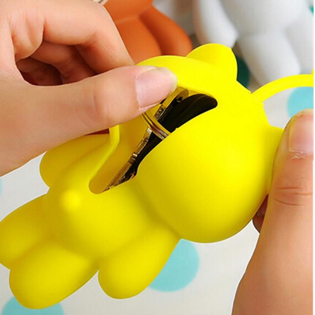 Бесплатная доставка симпатичные животные силиконовые ключевые кошельки резина сумочка домработница держатель дешево чехол для ключей