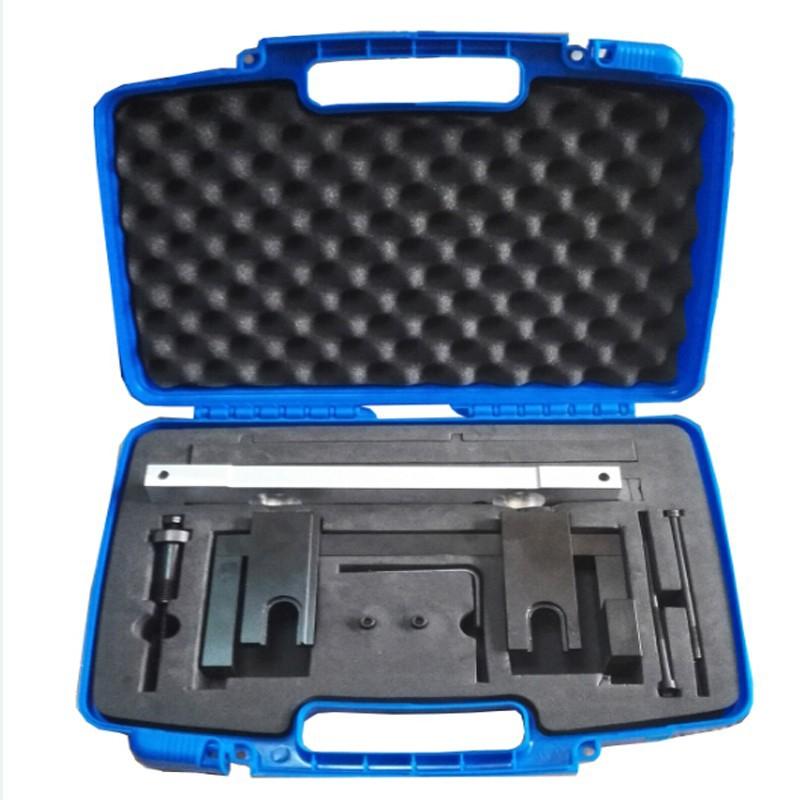 Распределительный вал двигателя выравнивание набор инструментов 8 шт для BMW N20 им N26 528I 530I 630i с 323I фиксации распределительного зубчатого инструмента