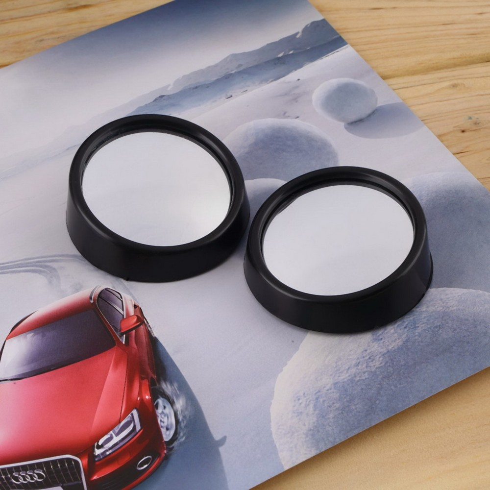 Car stickers Rearview Mirror Side Wide Angle Round Convex for Citroen C-Crosser C-Elysee C-ZERO DS3 DS4 DS5 Xsara