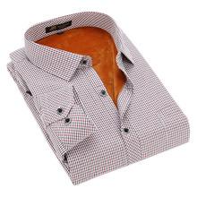 5XL 6XL 7XL 8XL Плюс размер Вечернее Платье Тепловой Рубашки 2016 Высокого Качества Большой размер Мужчины Одежда импортированы-одежда Человек Зимой рубашка(China (Mainland))