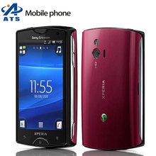 ST15i Original Sony Ericsson Xperia mini ST15i Mobile Phone android 3G WIFI 5MP GPS ST15 Mobile Phone Free Shipping(China (Mainland))