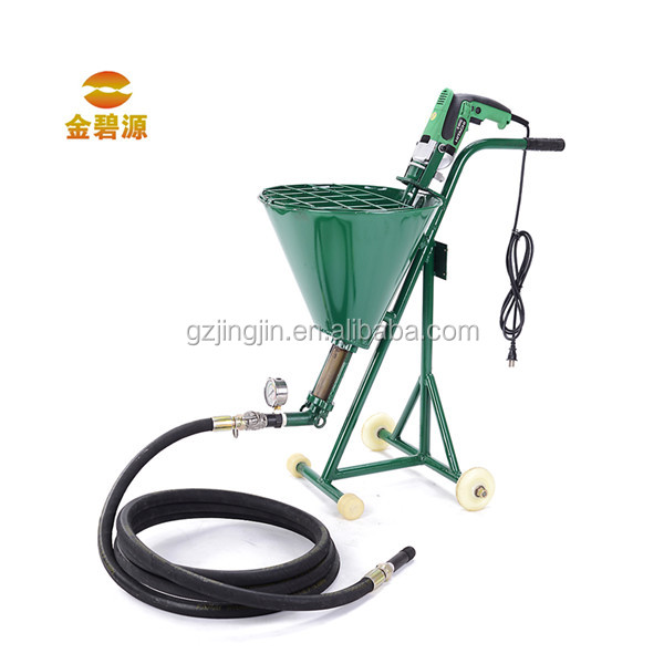 JBY750 Cement mortar Grouting and Spraying Pump(China (Mainland))