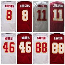 Cheap 8 Kirk Cousins 11 DeSean Jackson 86 Jordan Reed 24 Josh Norman 46 Alfred Morris 21 Sean Taylor 88 Pierre Garcon jersey(China (Mainland))