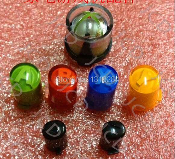 for  Xbox 360 Controller Mod Kit  button , Thumbsticks, ABXY, Guide, Start/Select buttons<br><br>Aliexpress