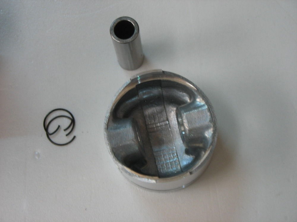 Piston Bore Kit for font b GY6 b font 125cc Scooter Chinese Motorcycle QJ Keeway 152QMI