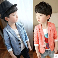 Children's clothing 2016 spring autumn boys suits blazers children clothes boys formal suit kids boy formal suit boys blazers