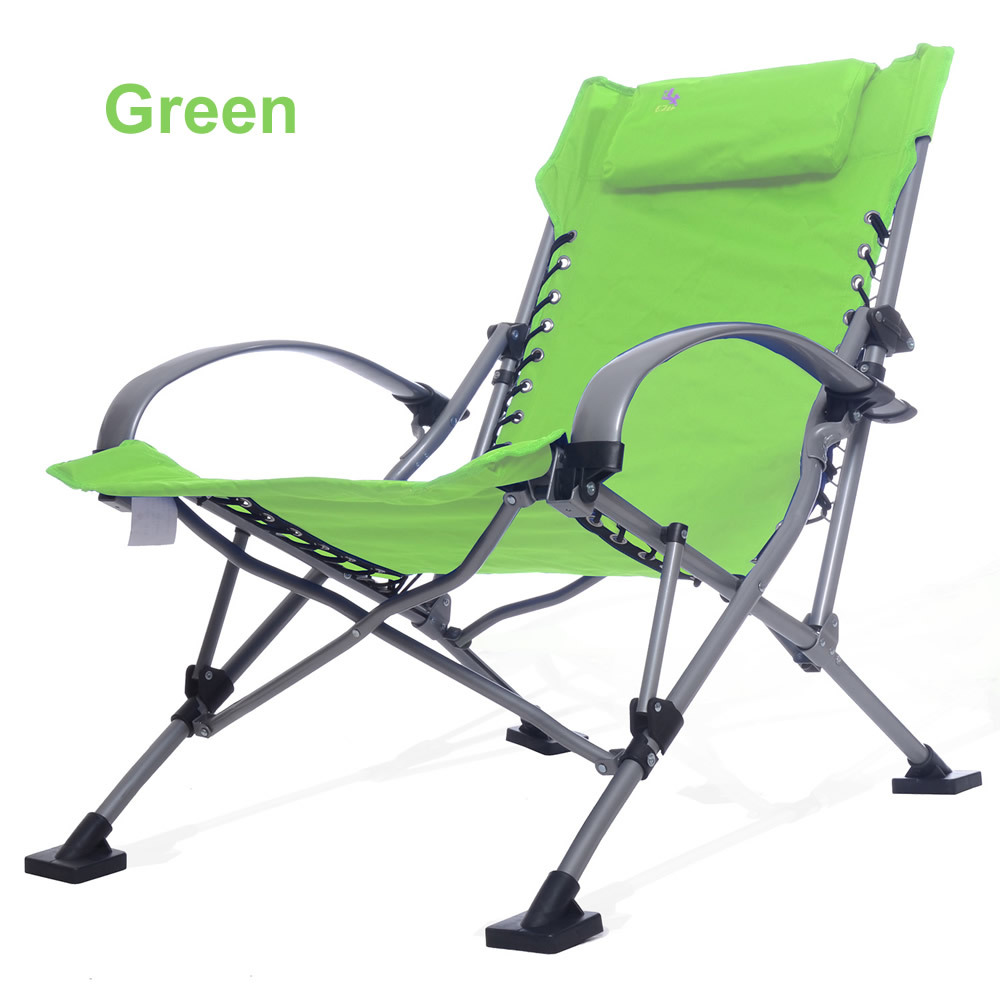 Long Outdoor Picnic Camping Sunbath Beach Chair Zero Gravity Patio Lounge Cha