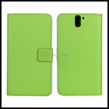 Flip Leather Case Cover For One plus one phone Case with stand & card Holder 50 pcs/lot