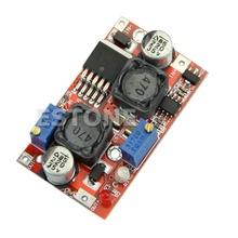 C18 2015 newest Automatic Boost Buck Converter LX6009 4-35V to 1.25-25V CC CV Voltage Regulator free shipping(China (Mainland))