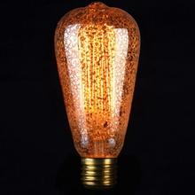 Edison bulbs Incandescent Vintage Bulb E27 60W ST64  Retro Edison Light Bulb Incandescent Bulbs(China (Mainland))