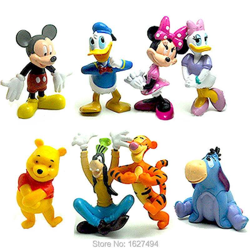 Mickey mouse clubhouse figurines - Lookup BeforeBuying