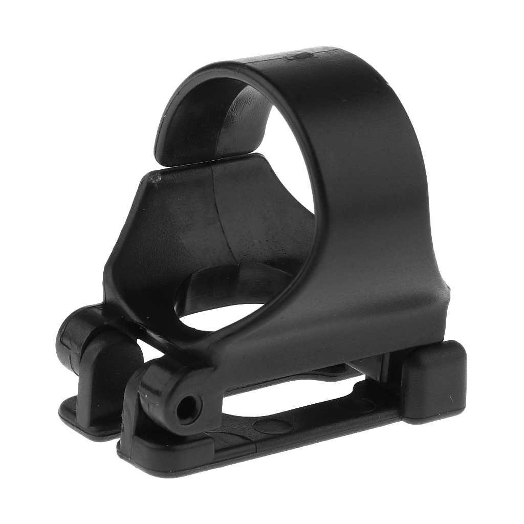Perfeclan High Quality Quick Release Snorkel Keeper Replacement Plastic Clip Snorkel Mount for Scuba Diving Breathing Tube Tool