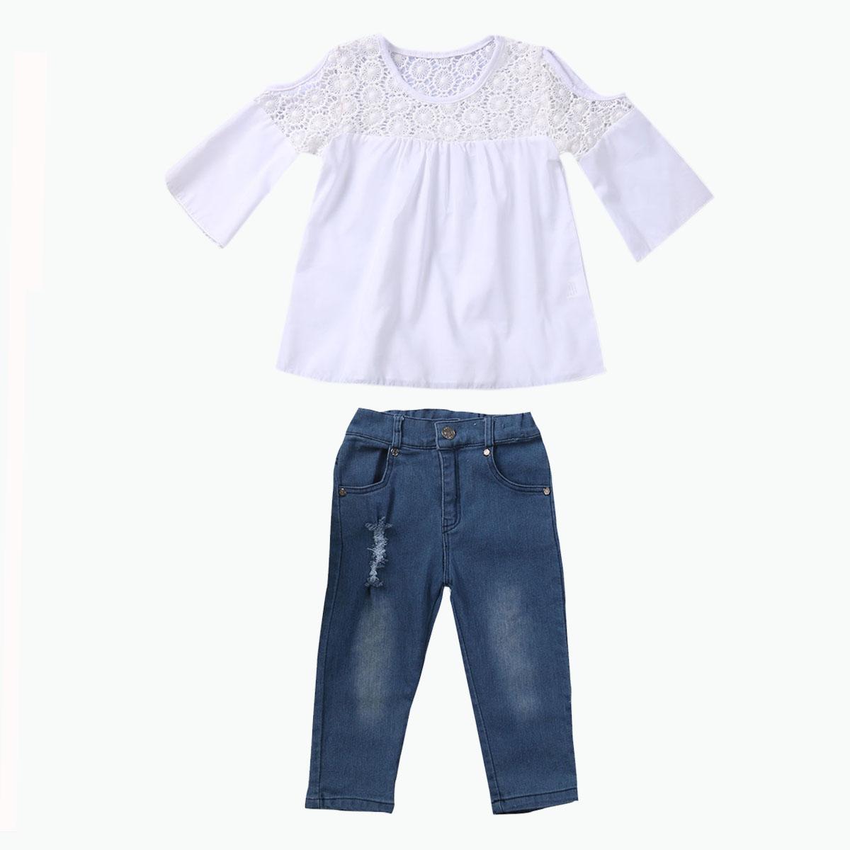 Online Get Cheap White Jeans Vest for Toddler Girls -Aliexpress ...