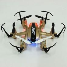 Мини Дроны 6 Оси Rc Дрон Jjrc H20 Micro Quadcopters Профессиональные Дроны Летит Вертолет Дистанционного Управления Игрушки Нано Вертолеты