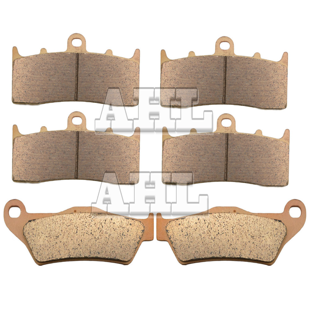 Motorcycle Parts Copper Based Sintered Motor Front &amp; Rear Brake Pads For BMW R1150R R 1150R R1150 R Rockster 2003-05 Brake Disk<br><br>Aliexpress
